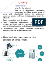 1- Cloud Computing