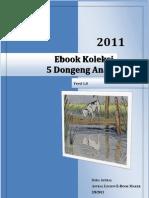 Ebook Koleksi 5 Dongeng Anak (Astral_Ebook)