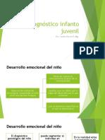 Psicodiagnóstico infanto juvenil 3