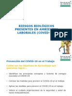 PPT_Prevención Covid-19 en el Trabajo_Riesgos Biologicos_ver02