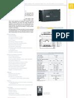 Steca Solarix PRS Specification En