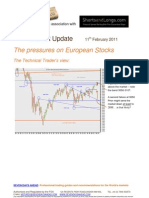 Longs and Shorts The pressures on European Stocks