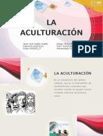 Aculturacion