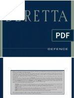 Beretta Defence Catalog 2010