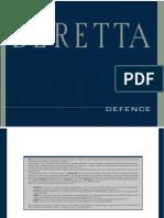 Beretta Defence Catalog 2010