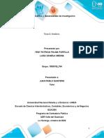 Anexo 2 - Matriz para el desarrollo de la fase 3