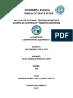 Informe General 2P