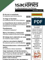 Revista Escolar Sensaciones Educativas nº13