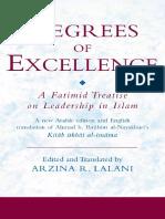 Degrees of Excellence - Translation of Kitāb Ithbat al-Imama.pdf