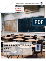 1º Grado de Telesecundaria