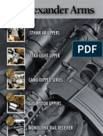 Alexander Arms Catalog 2010