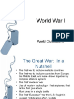World War I WC.ppt