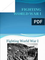 Fighting WWI PowerPoint
