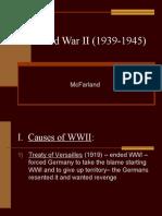 World War II (1939-1945)-1