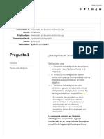 Evaluación Inicial Gestión de Proyectos I