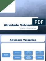 9. Atividade Vulcânica