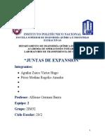 JUNTAS DE EXPANSIÓN