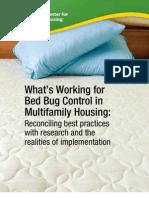National Bedbug Report
