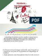 Moldavie - pays francophones