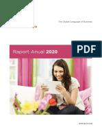 GS1 Romania Raport Anul 2020