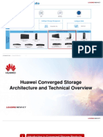 04 - Huawei Converged Storage Architecture and Technical Overview V1.1