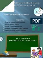 TUTORIA Y CARACTERISTICAS