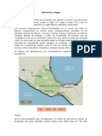 AZTECAS UBICACION