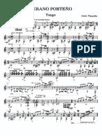 Astor Piazzolla - Baltazar Benitez - Verano Porteño (1)