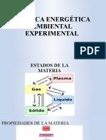 QUÍMICA ENERGÉTICA AMBIENTAL EXPERIMENTAL