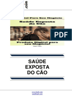 Saude Exposta Do Cao