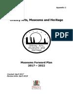 I09_App2__Museums_Forward_Plan_2017_2022