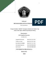 Proposal PKM-M