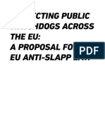 Anti-SLAPP Model Directive Paper_final