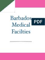 Barbados Medical Facilities