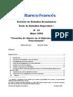 Creacion de dinero en el sistema de Encaje Fraccionario.pdf