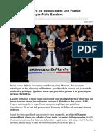Macron président ou gourou dans une France maraboutisée ? - fr.novopress.info.