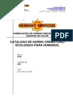 Horno Crematorio Ecologico - 0000291