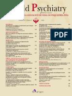 Cannabis Junio 2020-World Psychiatry en Español