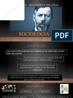 Max Weber - Tipo Ideal