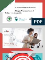 IAS Módulo 5 Diplomado en riesgos psicosociales