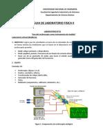 GUIA DE LABORATORIO N°01 FISICA II 2020-II