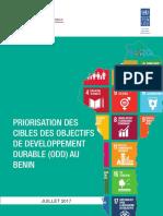 Rapport de priorisation des cibles des ODD au Benin.pdf