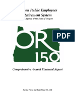 Oregon Public Employees Retirement [PERS] 2008