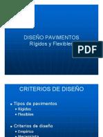 CORTE III DISENO DE PAVIMENTOS - UMSS