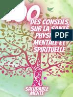 100 DES CONSEILS SUR LA SANTE P - SALUDABLE MENTE.pdf