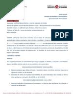 Solicitud Informacion Reparto Modal (13/2020)