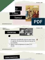 1 SAMUEL Exposición