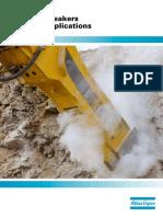 Hydraulic Breakers in Mining Application