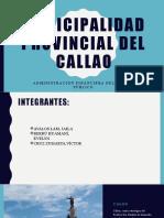 Municipalidad provincial del callao.pptx
