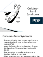 Gullaine-Barré Syndrome